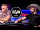 WSOP Финальный стол One Drop $1m День 3