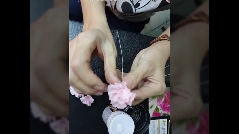 ดอกคาร์เนชั่น (แบบช่อ)