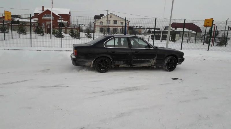 ДМРВ(Расходомер) от ВОЛГИ(ГАЗ) в BMW e34! плавают обороты, провалы при нажатии, затрудненный пуск!