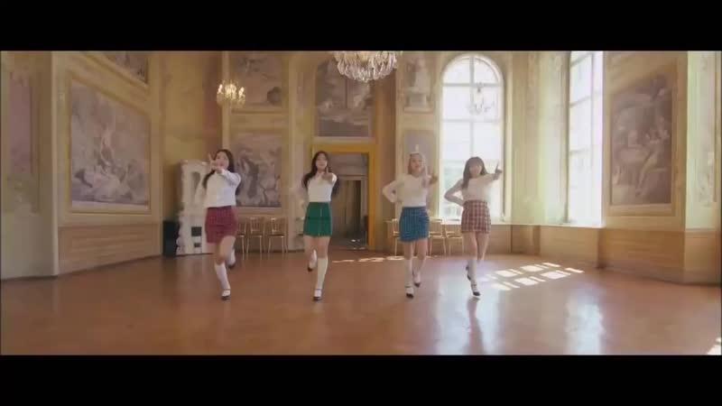 All 4 dance breaks in love4eva