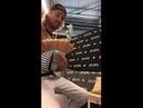 Tom Felton live on Instagram, September 30, 2018