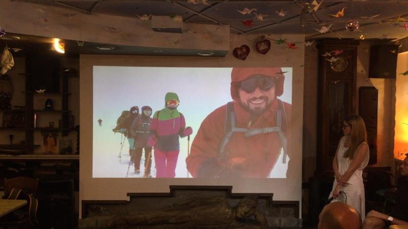 16.08.2018 | Ауровилль | Екатерина Конюхова: восхождения в горах для новичков