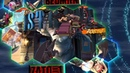 Guilty Gear Xrd Offset clash movie - Raging Waves 60 fps