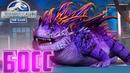 БОСС САЛАМАНДРА - Jurassic World The Game #135