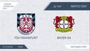 AFL18. Germany. Bundesliga. Day 22. FSV Frankfurt - Bayer 04