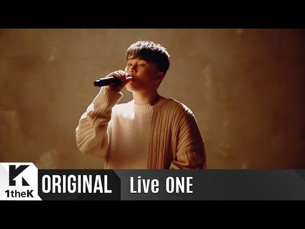 LiveONE(라이브원) Yang Da Il(양다일) _ sorry(고백)
