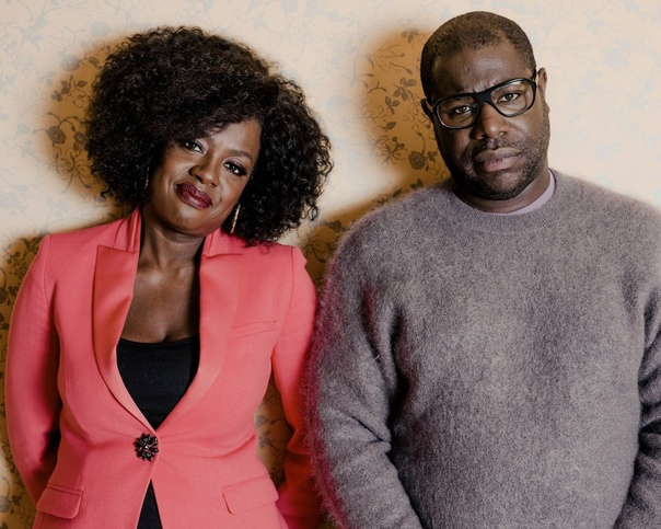 Viola Davis and Steve McQueen The New York Times, 2018