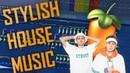 Модный House трек в FL Studio (Bassline, Future, Deep, Night Bass)