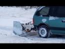 Minivan Snowplow now has Wings