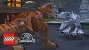 LEGO Jurassic World - СВИНКА ДЛЯ ДИНОЗАВРОВ