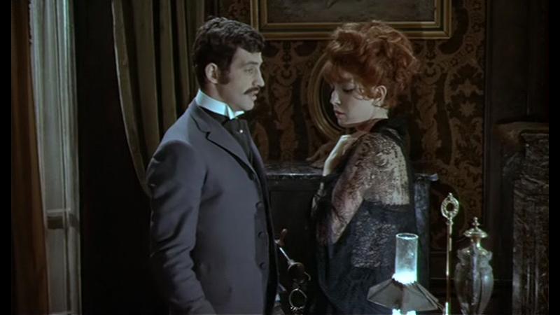 Le voleur / Вор / The Thief of Paris (1967)