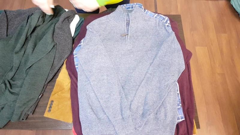 Лот 361. Мужские свитера. Сток.
