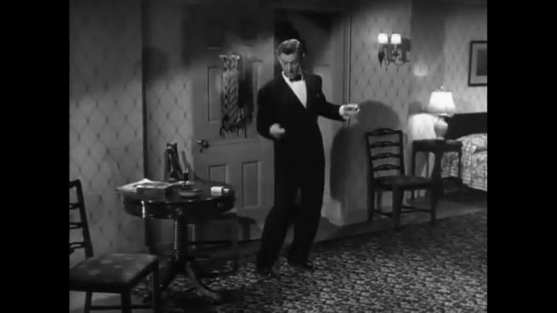An Impromtu Tap Dance from George Murphy