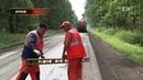Более 160 тысяч квадратных метров дорожного полотна отремонтируют в районе к началу сентября