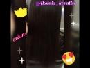 Кератин 💎 Восстановление волос 2018 осень 🍂