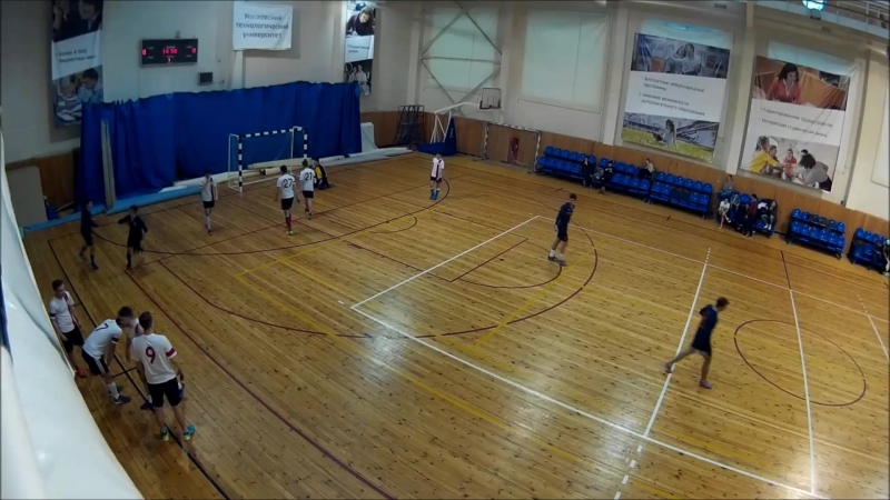 J4F - Шаболовские Росомахи (3-4) II тур, 20.11.16