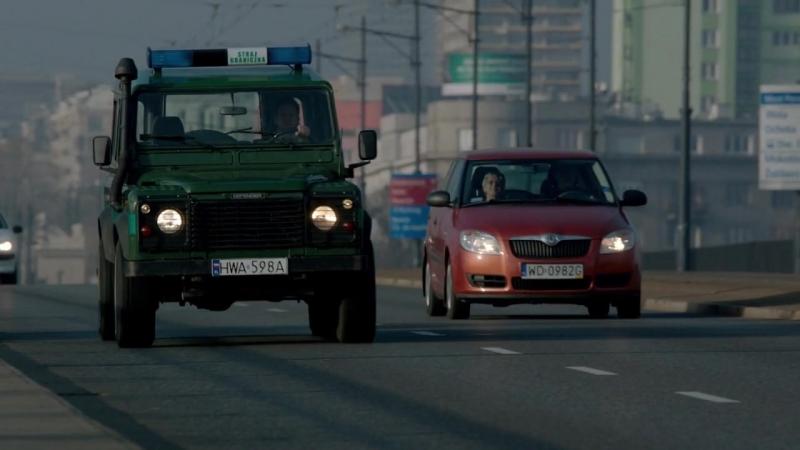 Граница / Wataha / S01E01 из 06 / на русском