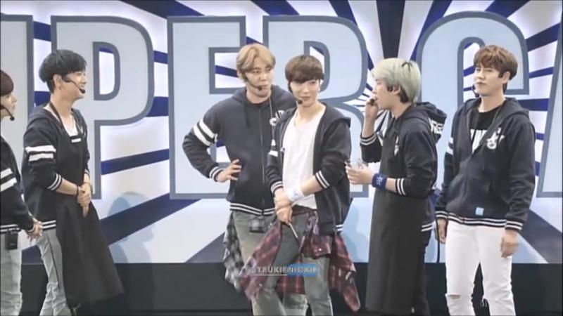 [Arabic Sub] 160110 Super Junior Pepero Game - Super Camp Tokyo DVD