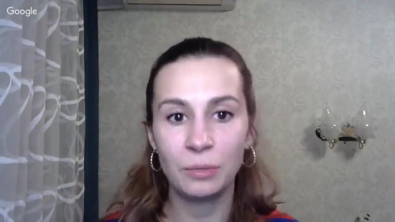 Вебинар Ирины Бельской Фейсбилдинг Секреты идеальной тренировки мышц лица 10 03 17