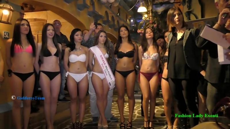 Fashion Lady Eventi Small-Miss Perfect 2016 Sfilata in Bikini e Premiazioni