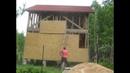 ОСБ OSB монтаж без лессов на каркасный дом