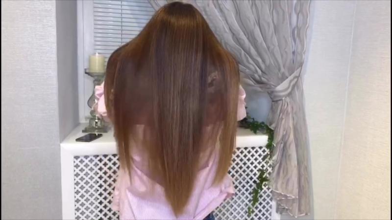 Окрашивание волос и наращивание прядей hairtalk