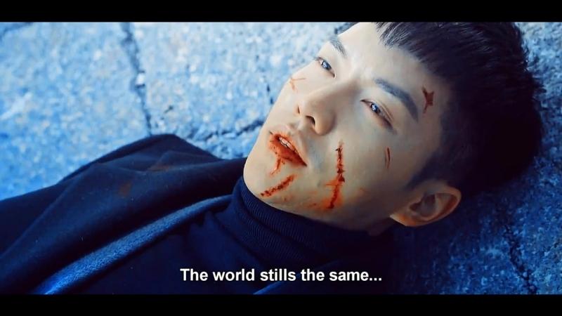 Seon Mi x Oh Gong - Moondust [Hwayugi MV]