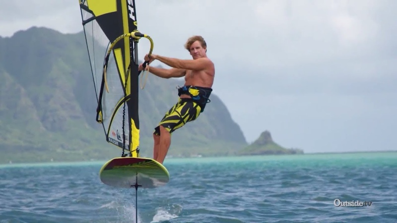 Kai Lenny Robby Naish on the Foil Revolution | In the Zone