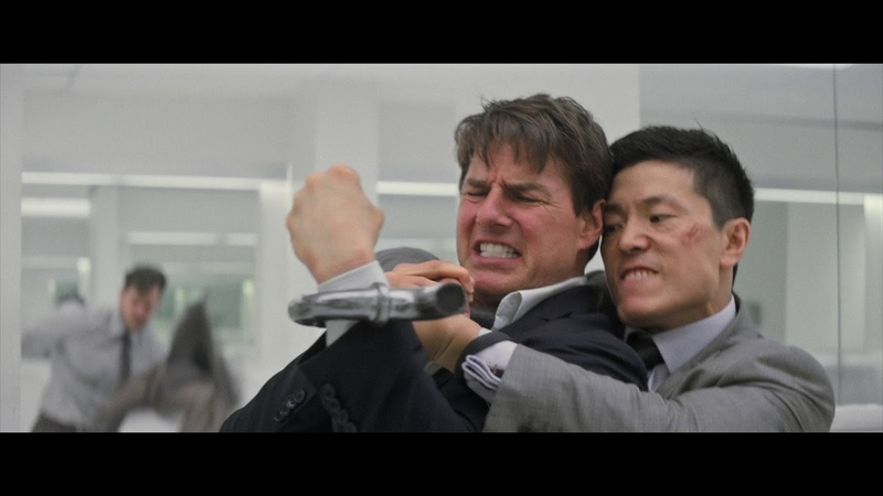 Mission Impossible - Fallout (2018) - Bathroom Fight - Paramount Pictures