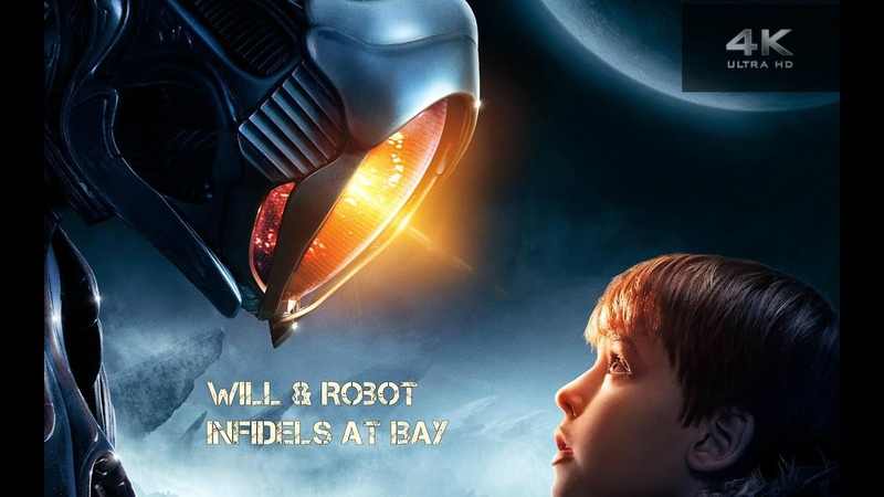 Lost In Space Tribute    Will Robot