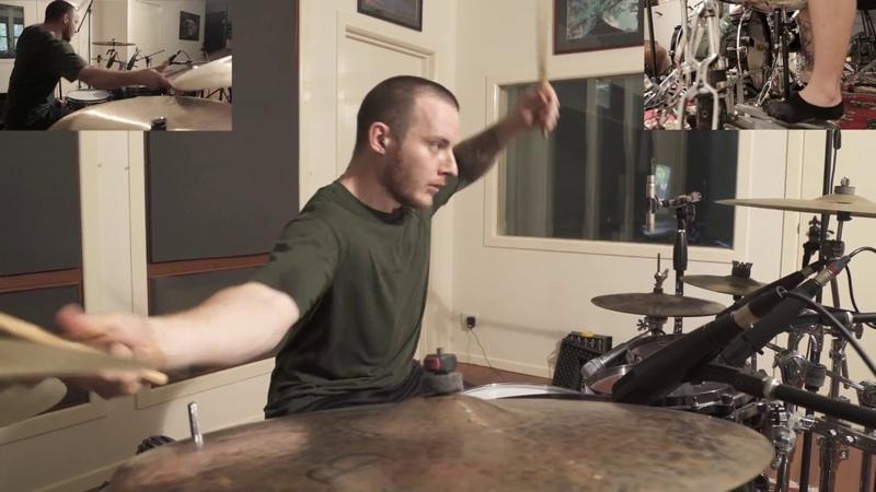Gravemind - Eschaton | Mitchell Fogarty Drum Playthrough
