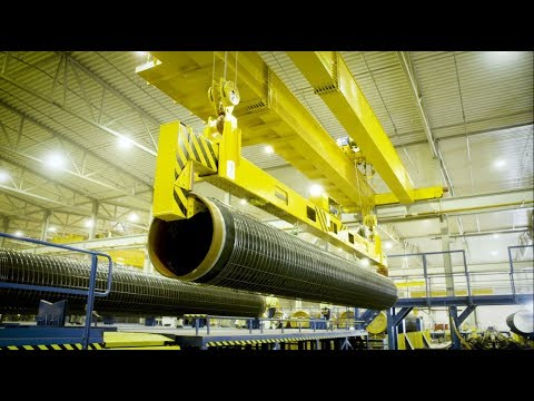 Nord Stream 2 - Concrete Weight Coating in Kotka and Mukran