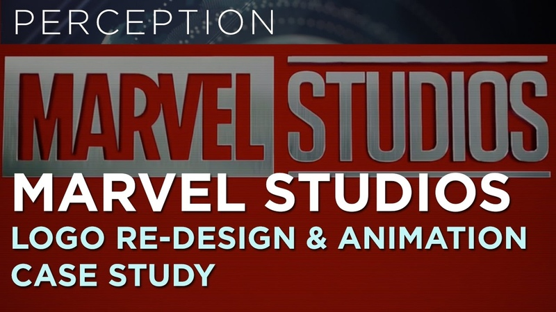 Marvel Studios Logo Re-Design and Animation Case Study