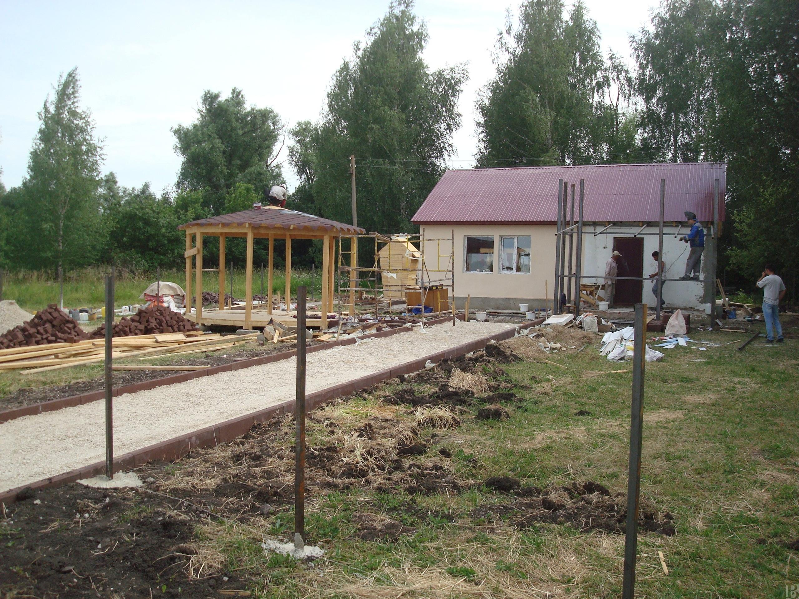 В Рязанской области ведется строительство музея Василия Агапкина