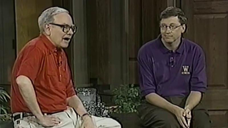 Secrets of success according to Steve Jobs, Bill Gates and Warren Buffett
