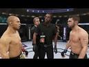 UFC CALGARY ЖОЗЕ АЛЬДО vs ДЖЕРЕМИ СТИВЕНС бой ALDO vs JEREMY STEPHENS EA SPORTS UFC 3