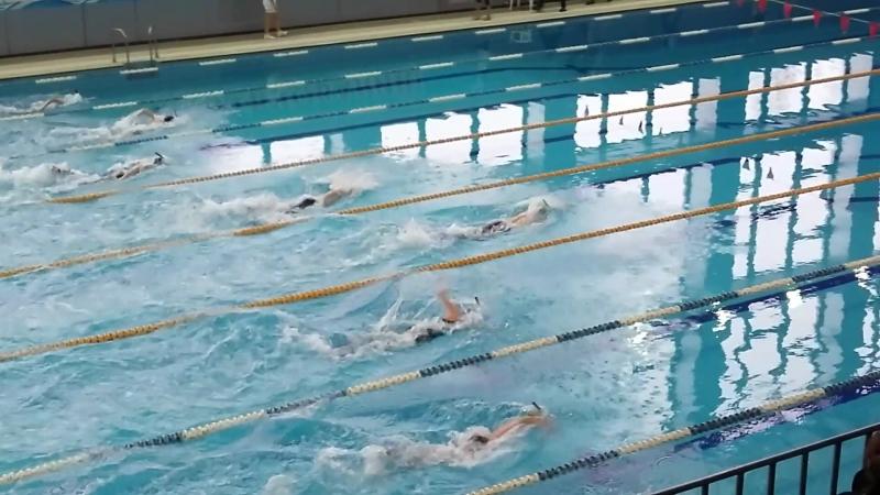 100м кл/л юноши 31 сильнейший заплыв