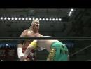 Hiroyoshi Tenzan, Manabu Nakanishi, Tomoyuki Oka vs. Togi Makabe, Michael Elgin, Ryusuke Taguchi (NJPW)