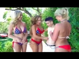 Julia Ann , Richelle Ryan and Phoenix Marie vs Little Boy - Do You Want Like Him
