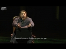 Макбет Латвийская опера, 2016 ария из 4 д. Perfidi...