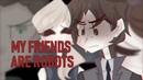 My friends are robots | Detroit: Become human | ORIGINAL MEME