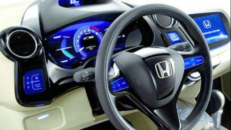 Красота внутри авто