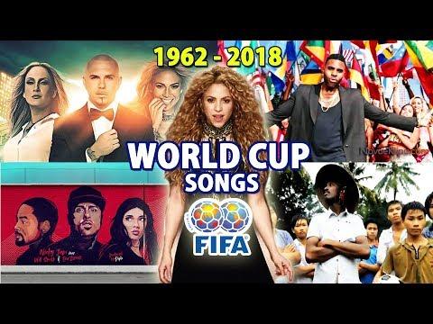 Lịch Sử Bài Hát World Cup Qua Các Năm (1962 - 2018)
