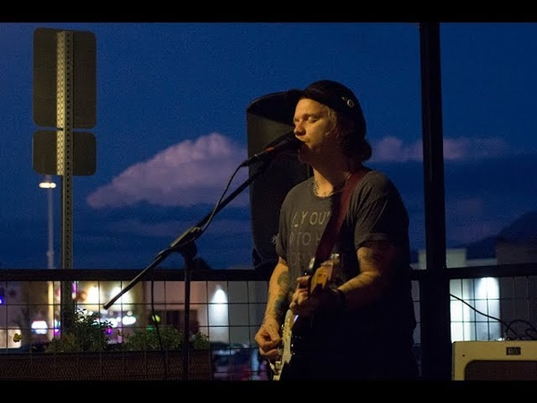 Aaron Gillespie Live at Tractor - Reinventing Your Exit
