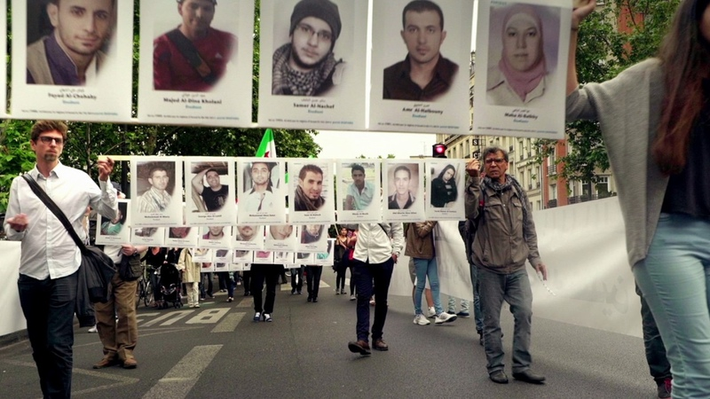 Syria's Disappeared: The Case Against Assad - Official Trailer
