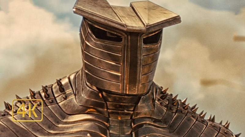 Забери мою жизнь, но их оставь. Жертва Тора. Сиф, Вольштагг, Фандрал и Огун против Разрушителя. Тор
