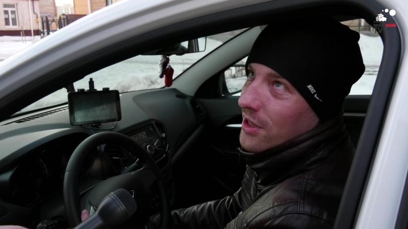 Палуба. О чем беспокоятся новгородские таксисты?