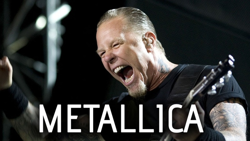 Enter Sandman but it's a complete shit show   Metallica