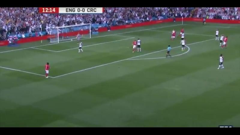 Фантастический гол Маркуса Рашфорда в ворота Кейлора Наваса!