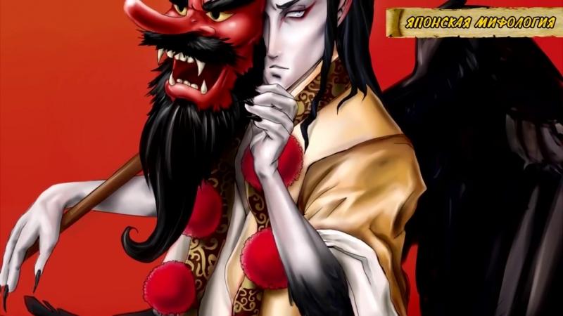 Japanese mythology_ Tengu